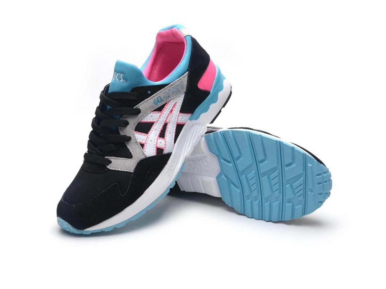 Интернет магазин купить оригинальные кроссовки ASICS GEL-LYTE V H508L-9001