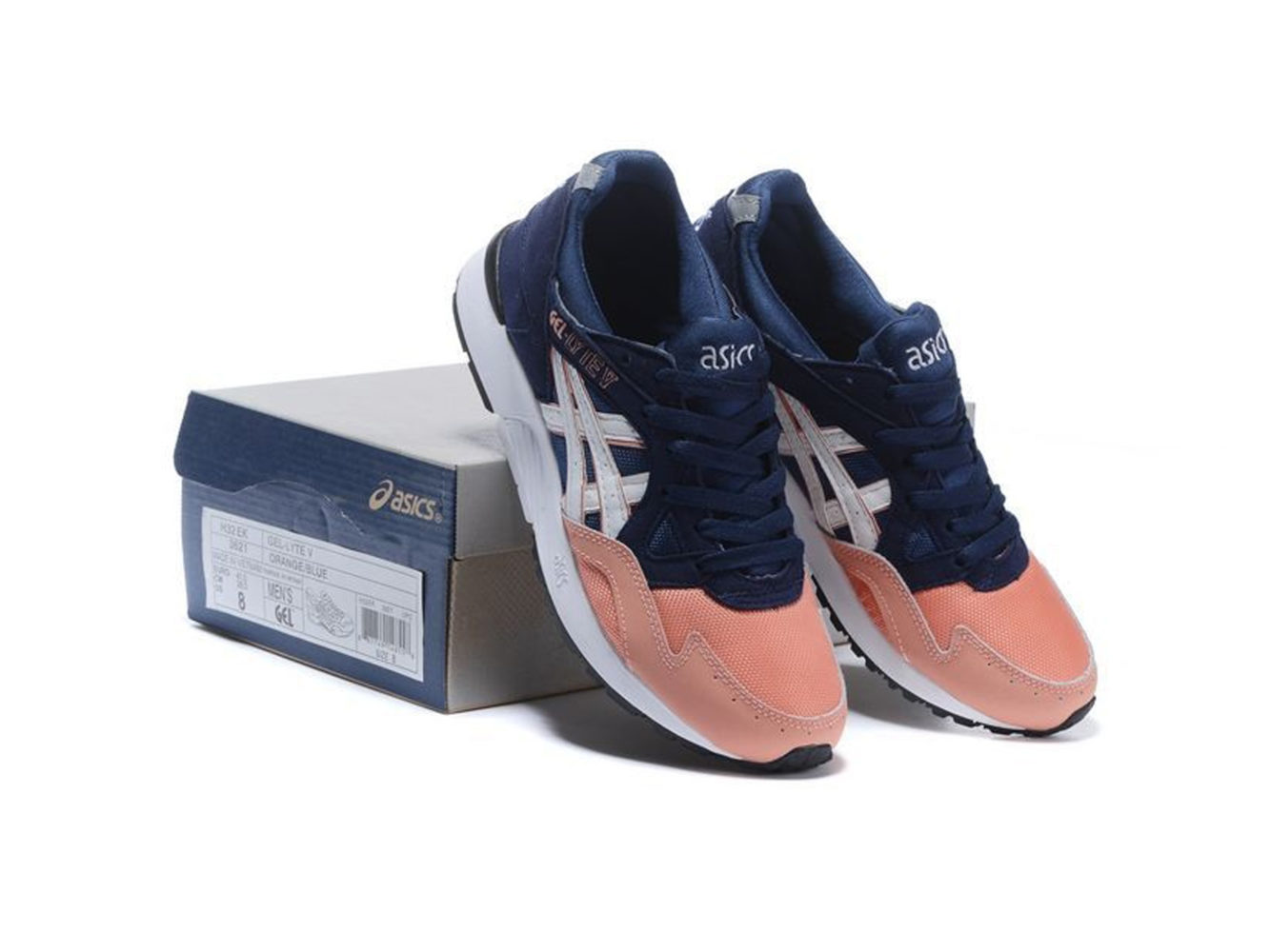 Интернет магазин купить оригинальные кроссовки ASICS GEL-LYTE V H32EK-3621