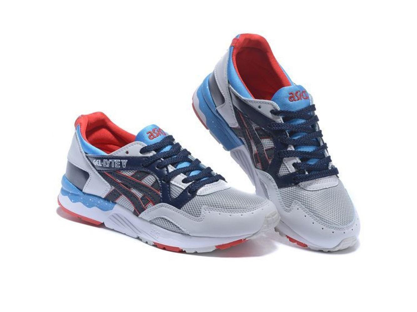 Интернет магазин купить оригинальные кроссовки ASICS GEL-LYTE V H5Z9L-1050