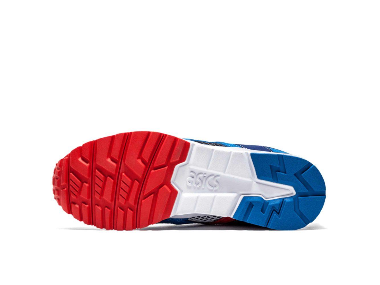 asics gel lyte 5 navy blue H60SJ_5042 купить