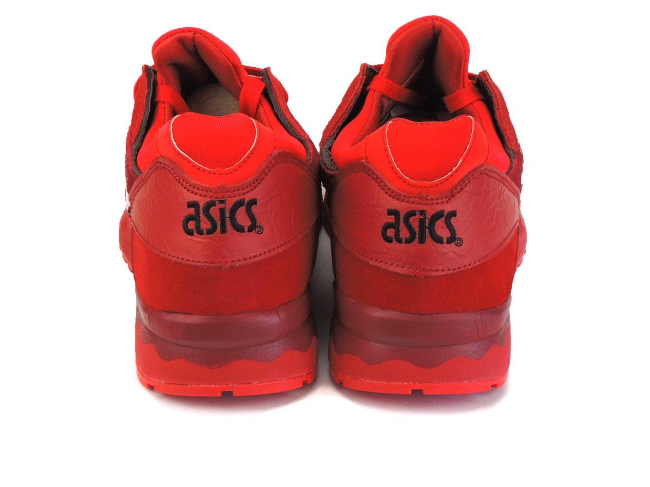asics gel-lyte 5 red купить