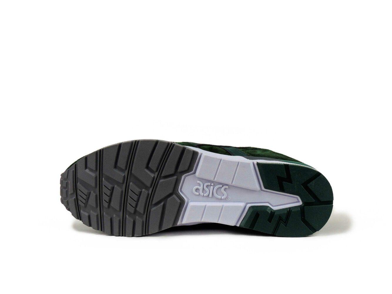 asics gel-lyte 5 green winter H5D2L_8080 купить