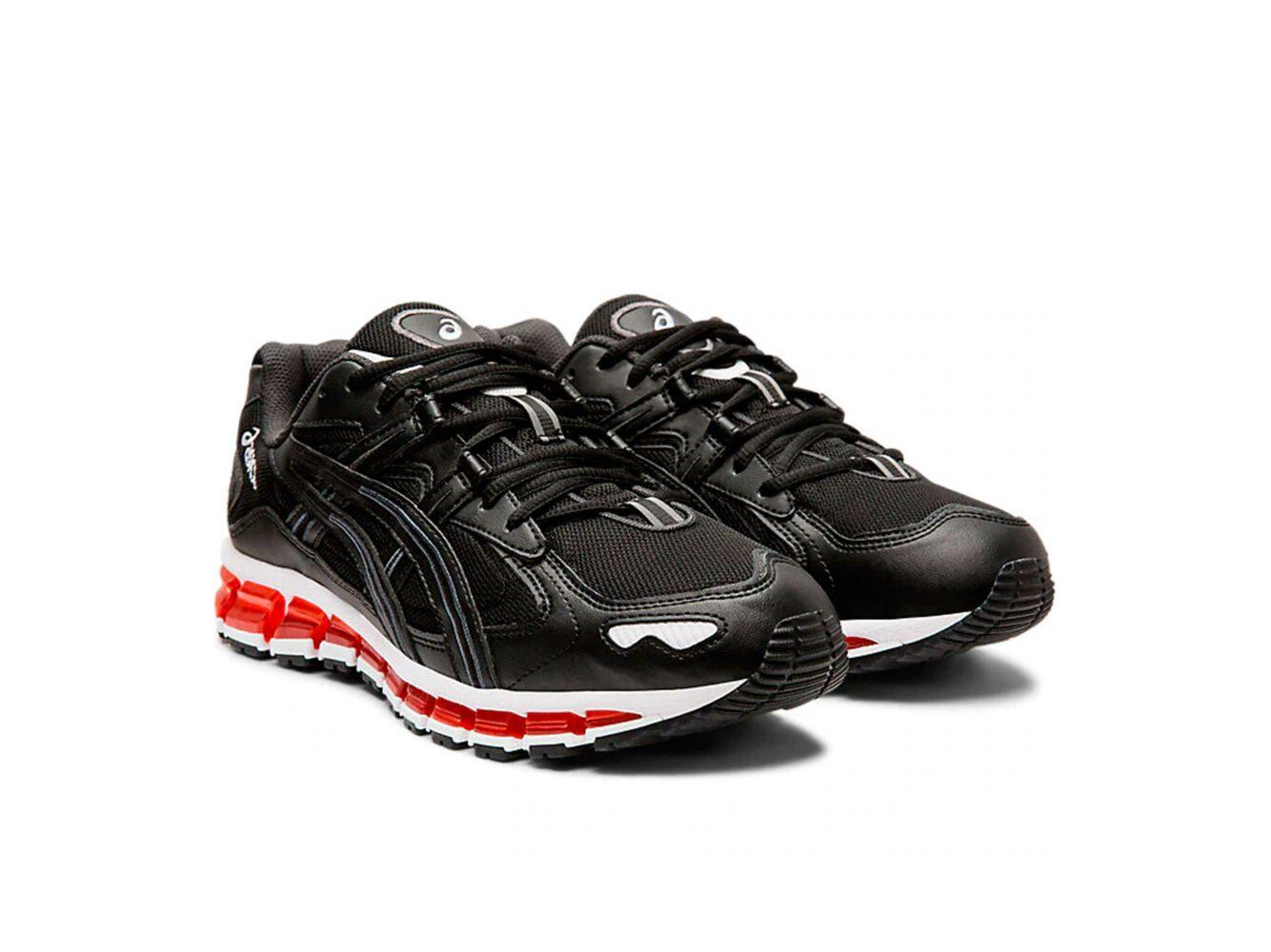 asics gel kayano 5 360 black black 1021A159 купить