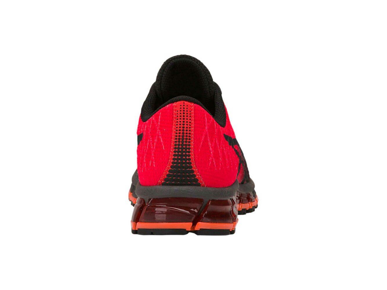 asics gel quantum 180 4 red black T728N купить